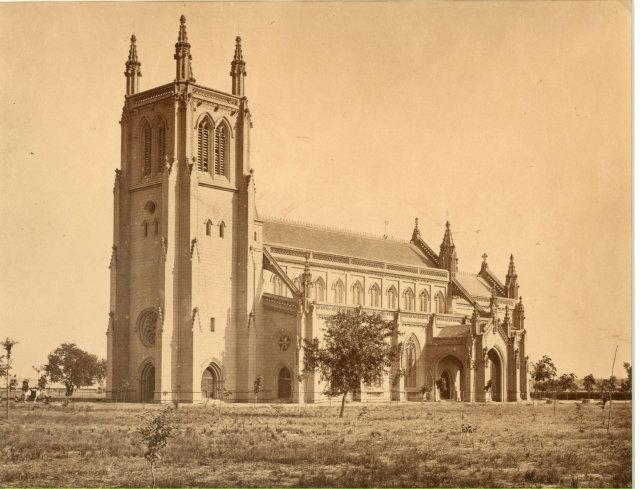 St Paul's Church, Ambala, Haryana - c1868