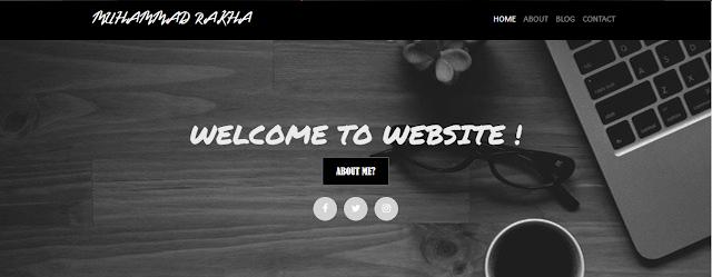 6 Komponen Penting Bootsrap yang Harus Ada Pada Tampilan website Kamu !