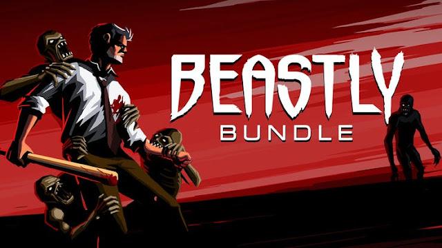 Fanatical Beastly Bundle - 2.99美金8款遊戲