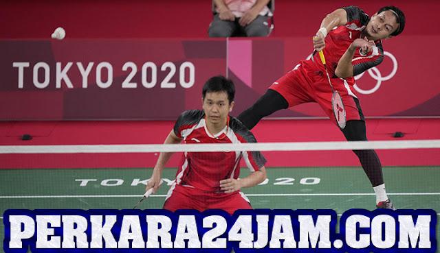 Kunci Keberhasilan Hendra Dan Ahsan Lolos Ke Semifinal Olimpiade Tokyo 2020