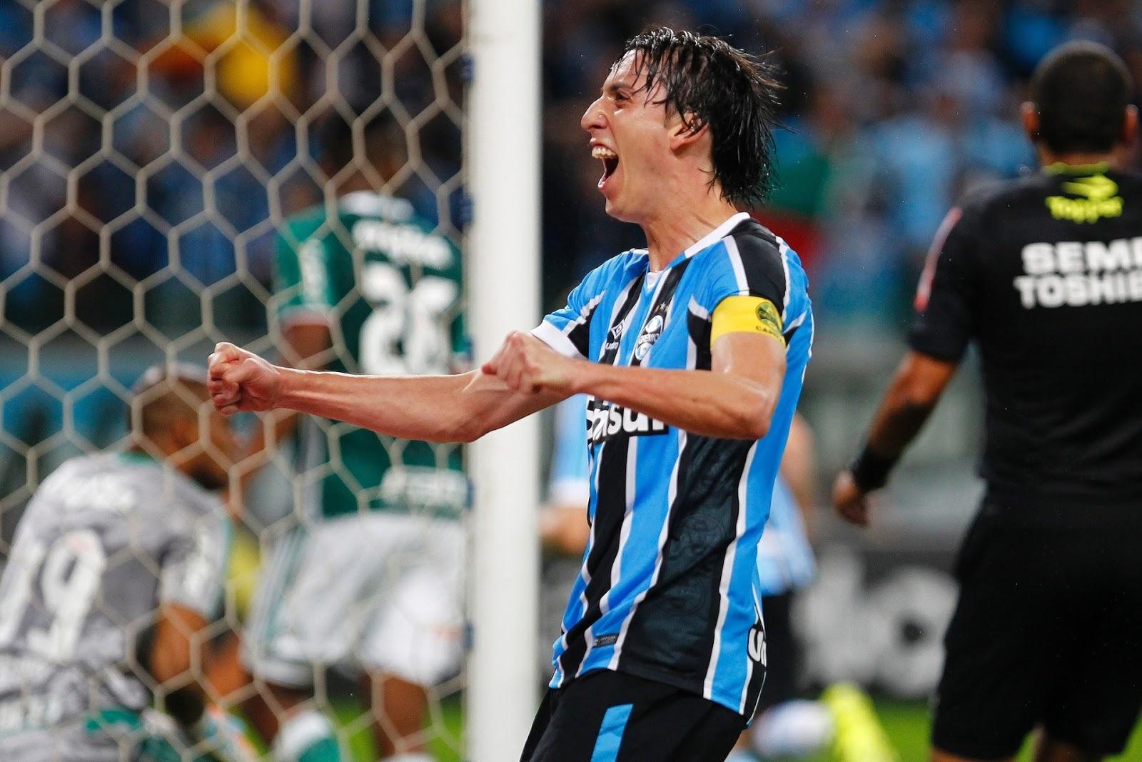 Pedro Geromel, zagueiro é um dos destaques do time Gaúcho