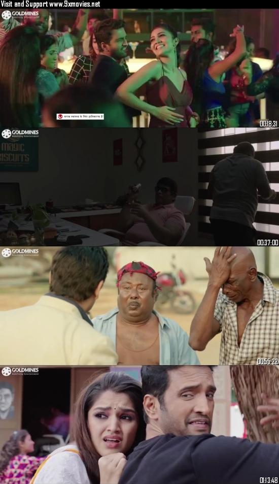 Biskut 2021 Hindi Dubbed 480p HDRip 300mb