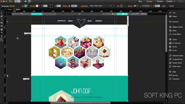 Adobe Muse CC 2020 Download
