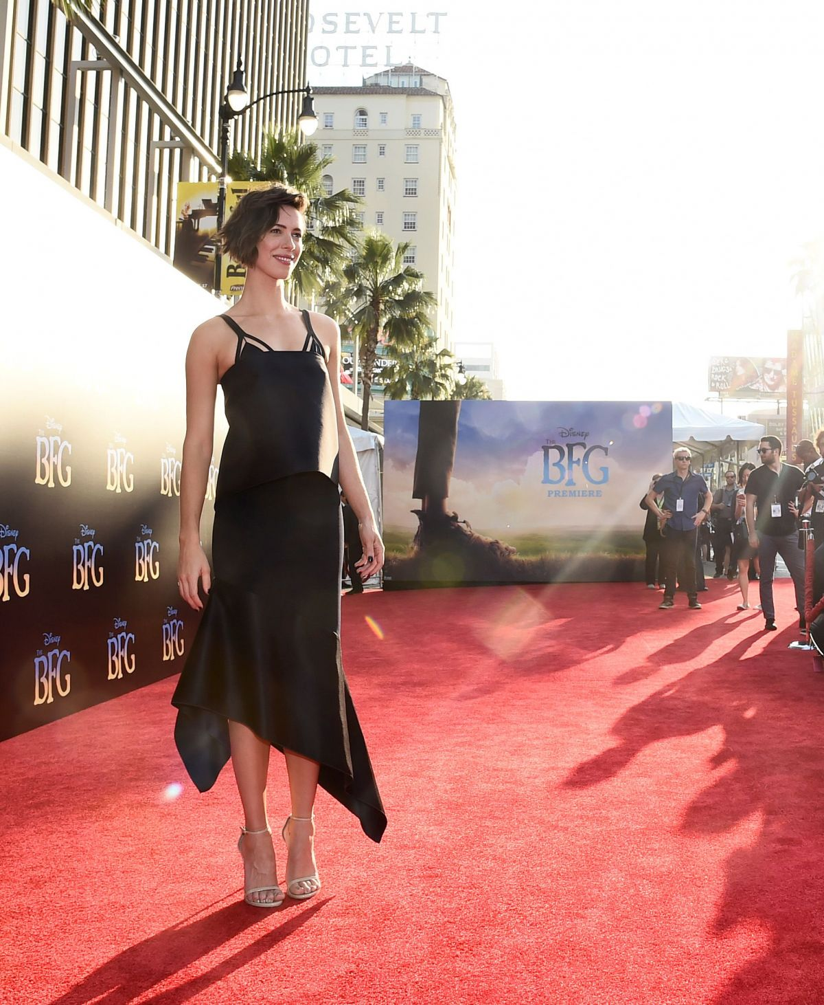 HQ Wallpapers of Rebecca Hall at 'The BFG' Premiere in Hollywood