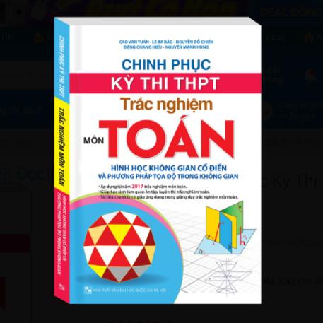 Chinh Phục Kỳ Thi THPT Trắc Nghiệm Môn Toán ebook PDF-EPUB-AWZ3-PRC-MOBI