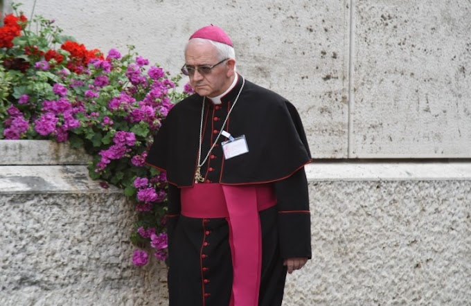 """Operazione """"Libera Fortezza"""", Vescovo sul prete che chiese aiuto alla cosca: comportamento da condannare apertamente"""