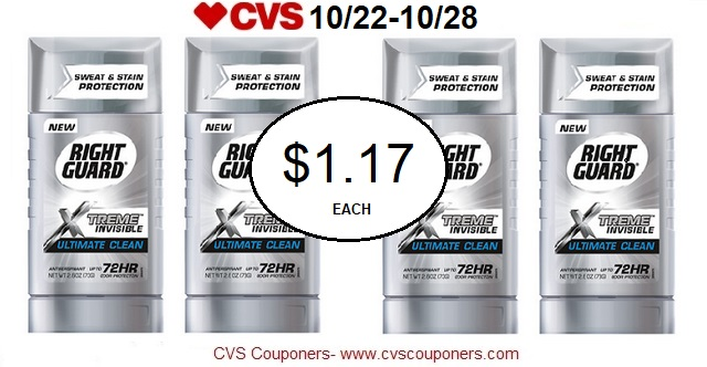 http://www.cvscouponers.com/2017/10/hot-pay-117-for-right-guard-xtreme.html