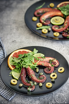 Salata od hobotnice