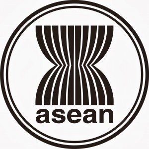 The ASEAN logo