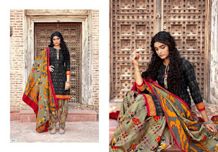 Non Stop Vol 43 Cotton Dress Material Collection