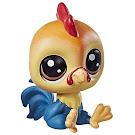 Littlest Pet Shop Series 1 Pet Pairs Rick Chickencluck (#1-126) Pet