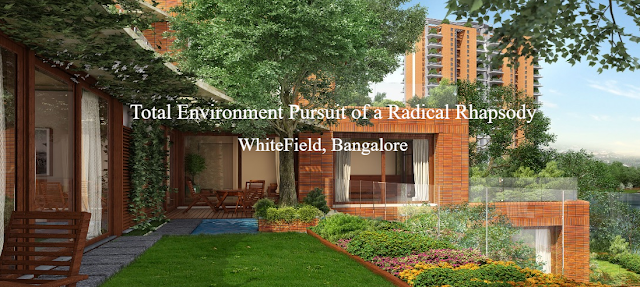 Total Environment Bangalore | Pursuit Of A Radical Rhapsody Whitefield Hope Farm Junction