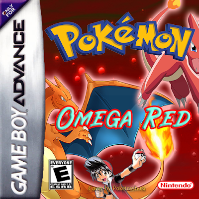 Pokemon Omega Red GBA ROM Download