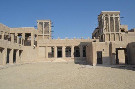 بيت الشيخ سعيد ال مكتوم
