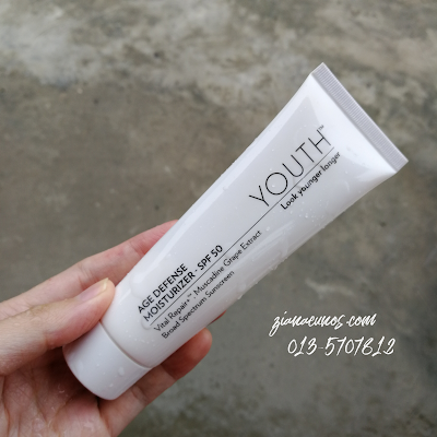 youth age defense moisturizer shaklee