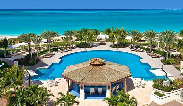 Resort de 7 estrelas en Turks & Caicos