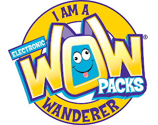 Wow electronics Backpack, animated backpack, remote control bag
