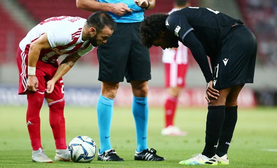 Παίκτης του ΠΑΟΚ εγκωμιάζει τον Ολυμπιακό!