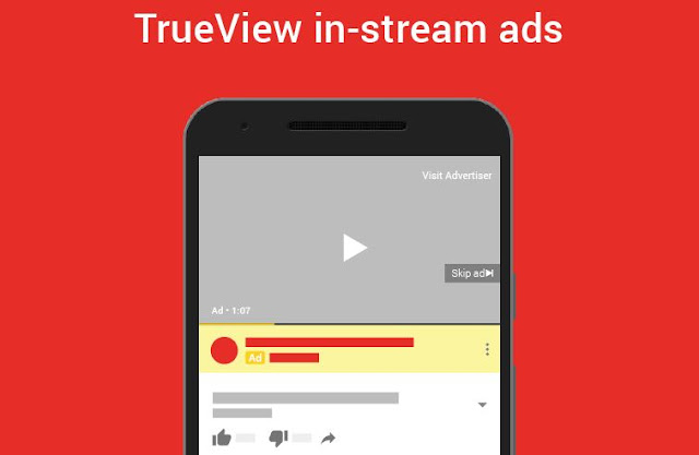 YouTube propose de la publicité au coût par mille avec TrueView for Reach
