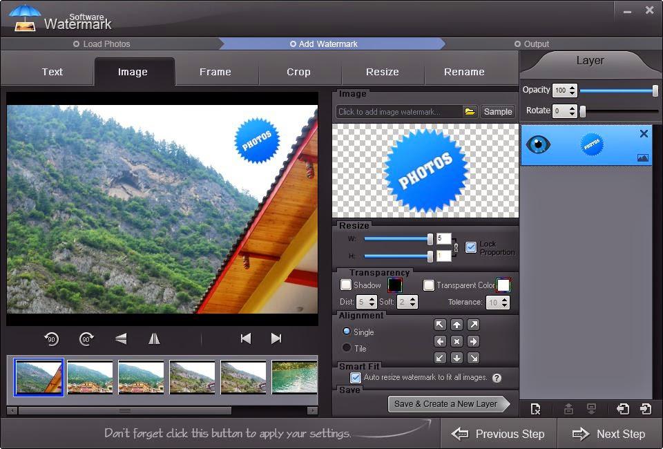Watermark Software Latest Version