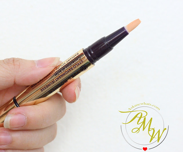 a photo of Yves Rocher Radiant Youth Corrector Pen in Beige review.