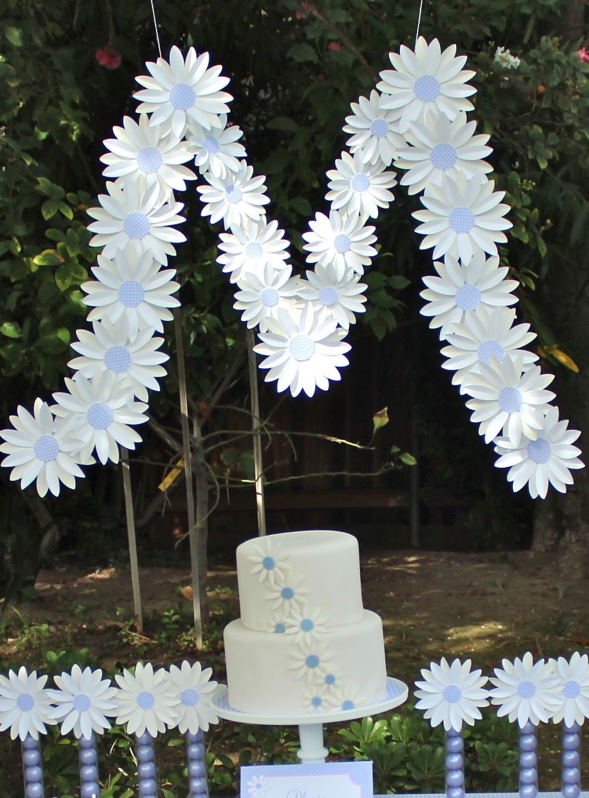 Daisies And Donuts Party By Bloom Designs Bloom Designs