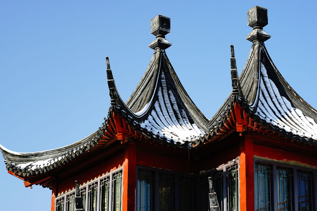 The Beauty of Symmetry: China's Buildings