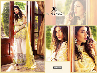 Bonaza Latest Hit design Pakistani Suits In Wholesale Rate Collection