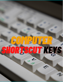 WINDOWS SHORTSCUT KEYS