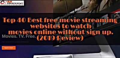 Best free movie Streaming websites