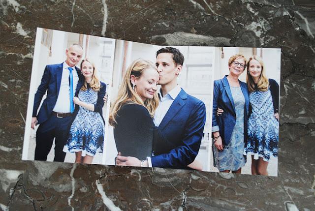 fotoboek trouwdag