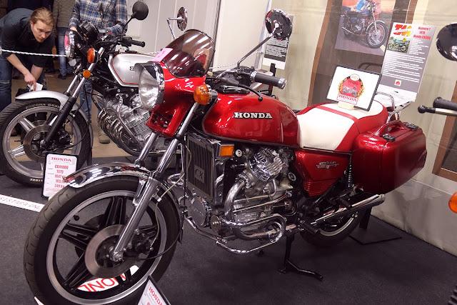 Honda CX 500, Viivi II, Suomen tunnetuin yksittäinen moottoripyörä
