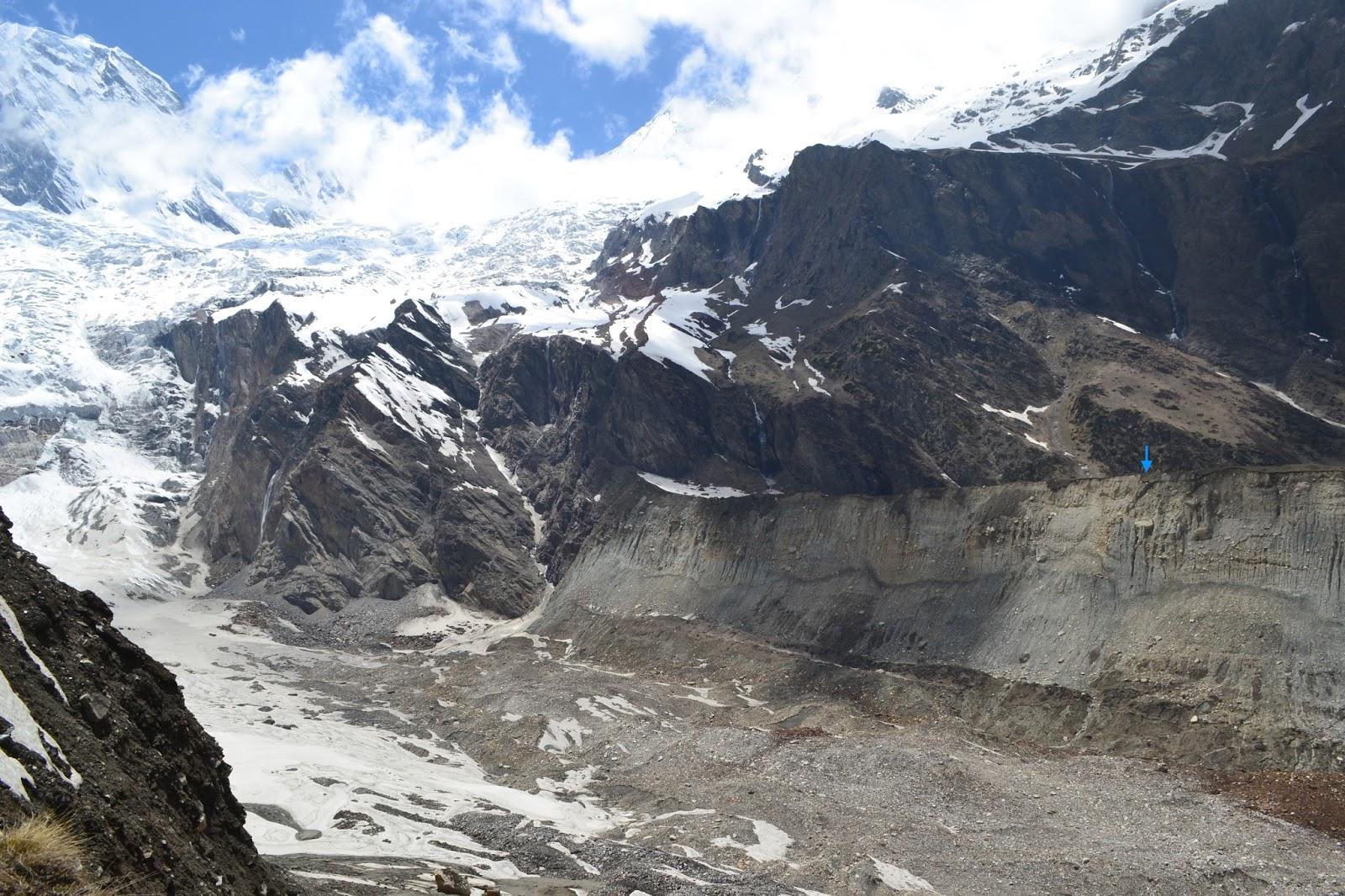 Dating glacial sediments