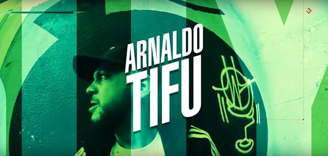 ARNALDO Tifu lança novo videoclipe no formato lyricvideo produzido por Fernando Policeno.