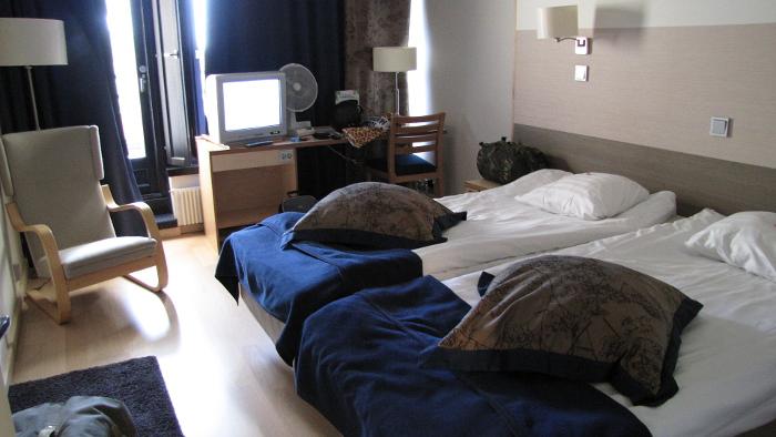 Rantasipi hotelli Jyväskylä