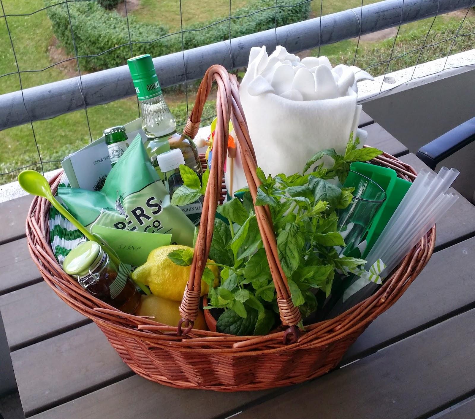 picnic kurv københavn