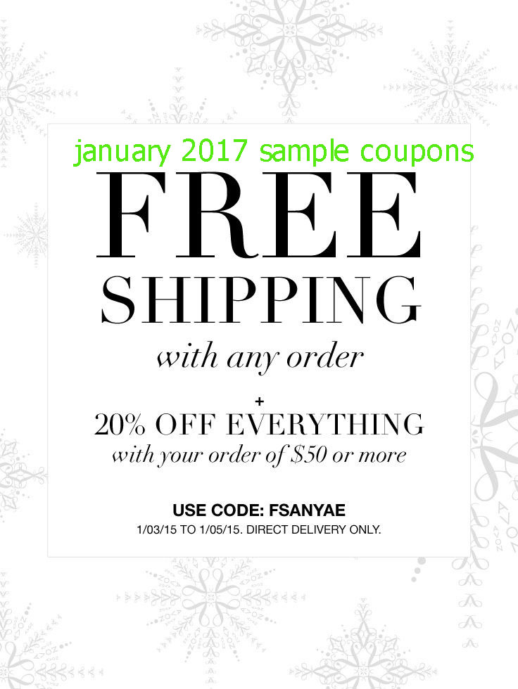 The limited coupon code