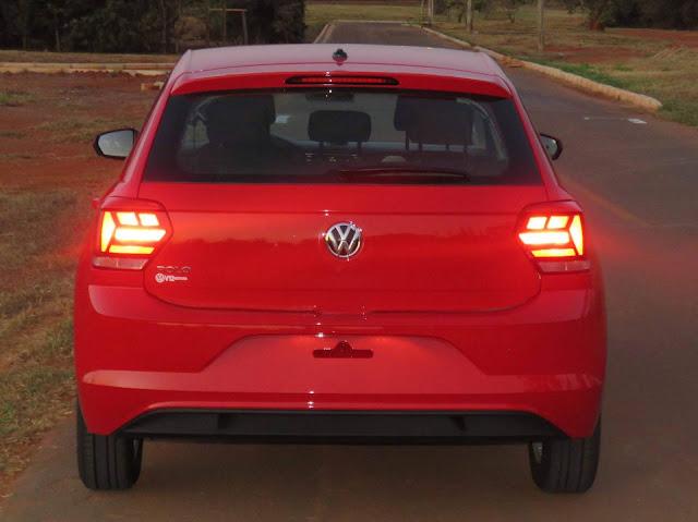 Volkswagen Polo 2018 - traseira