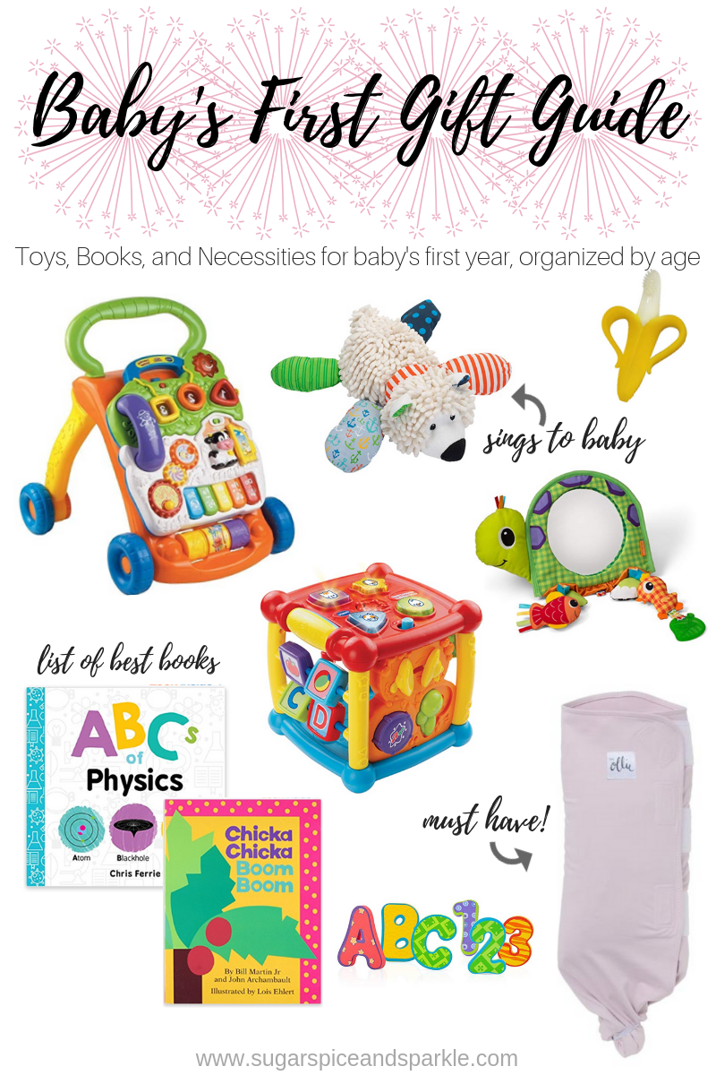 gift ideas for one year old