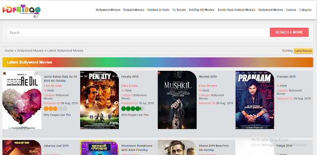 Hdfriday : Download Free Latest Movies Online on Hdfriday - PFMS