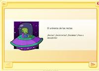 http://www.juntadeandalucia.es/averroes/centros-tic/14001529/helvia/aula/archivos/_6/html/262/santillana%20matematicas%202%C2%BA%20ciclo/contenido/2.biblio_recursos/animaciones/a_universodelasrectas/es_animacion.html