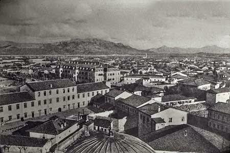 Shkoder, Scutari, Albania