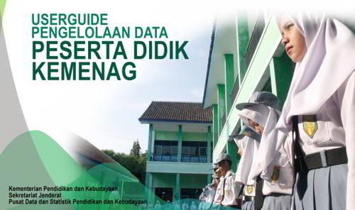 Buku Panduan Pendataan Peserta UN di pd.data.kemdikbud.go.id/kemenag