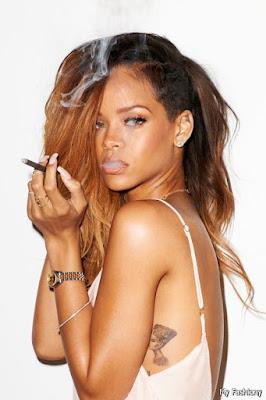 Excessive Weed Smoking Has Left Rihanna's Teeth Rotting So Badly (Photos)