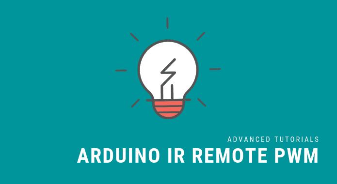 Arduino IR Remote PWM