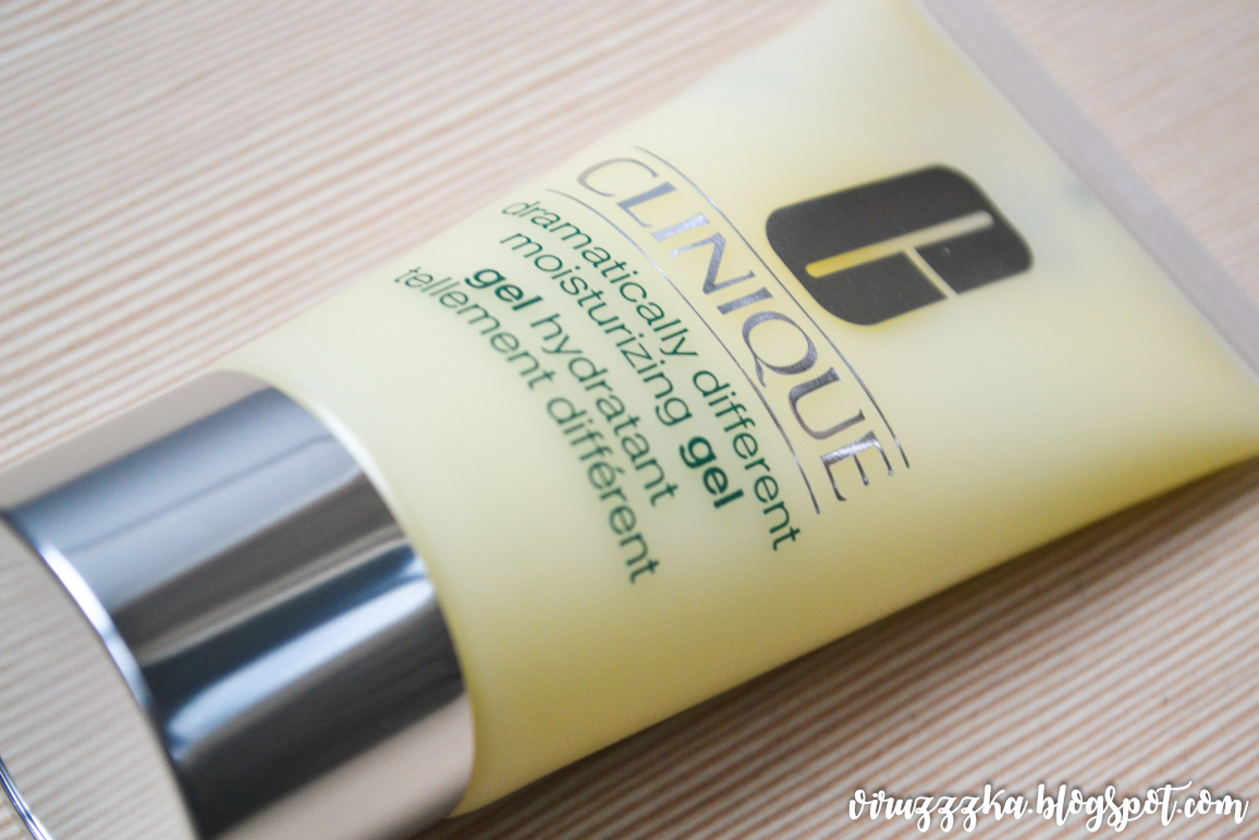 Clinique Dramatically Different Moisturizing Gel Review