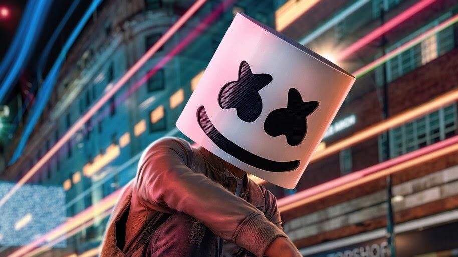 Marshmello, DJ, 8K, #4.3131