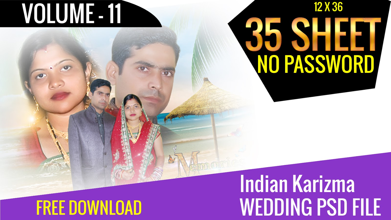 karizma Wedding Album vol - 11