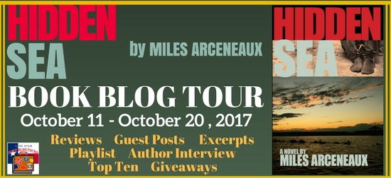 Hidden Sea Book Blog Tour and Giveaway #LoneStarLit