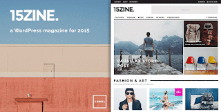 magazine template, newspaper template